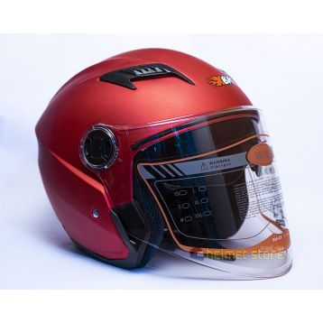 Helmet XBK Matte T3 Double Glass